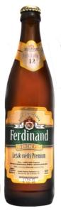 piwo butelka ferdinand premium 12