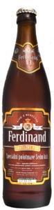 butelka ferdinand sedem kuli piwo