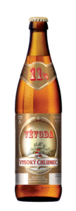 piwo vevoda vysoky chlumec butelka