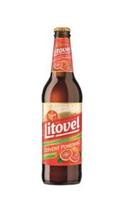 litovel cerveny pomeranc butelka
