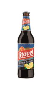 litovel butelka cerny citron nealko