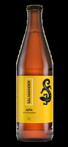 salamander aipa butelka piwo