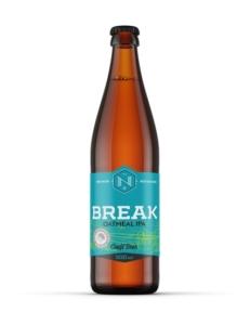 piwo nepomucen break butelka