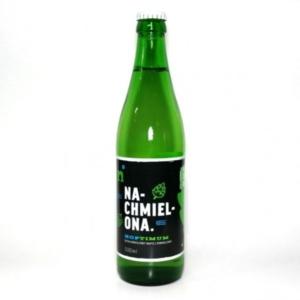 napój nepomucen nachmielona butelka
