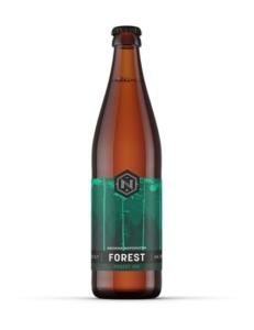 piwo nepomucen forest butelka