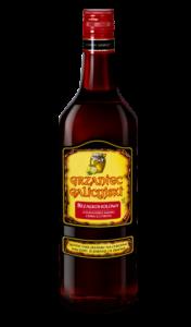 grzaniec galicyjski bezalkoholowy butelka