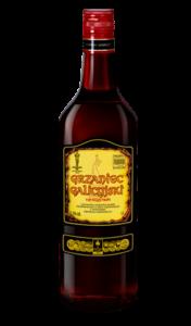 grzaniec galicyjski butelka
