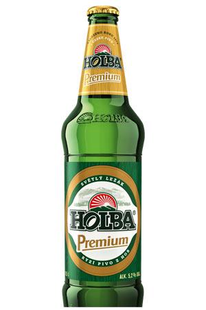 piwo holba premium butelka