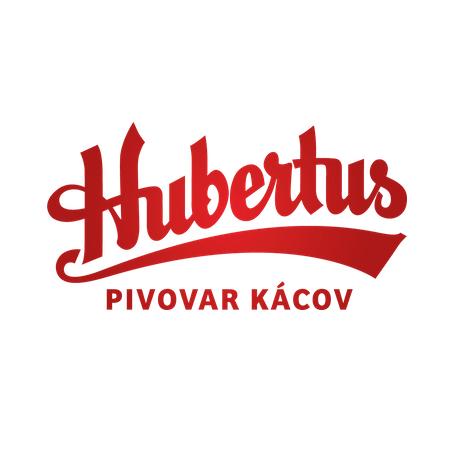 hubertus pivovar kacov logo