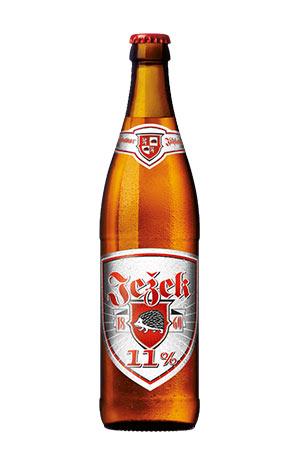 piwo jezek butelka 11
