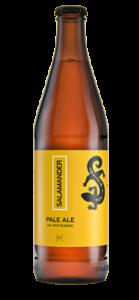 piwo stu mostów Salamander Pale Ale butelka