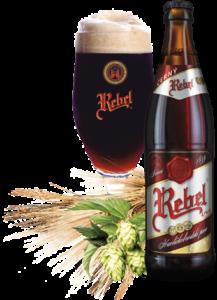 rebel cerny piwo
