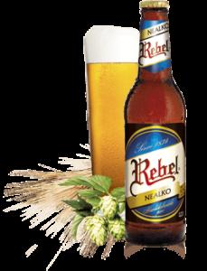 rebel nealko piwo