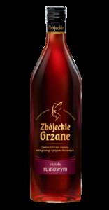 zbójeckie korzenne rumowe butelka