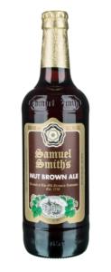 piwo nut-brown-ale butelka