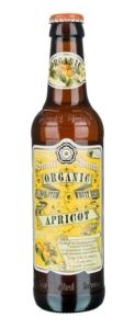 piwo organic-apricot butelka