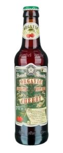 piwo organic-cherry butelka