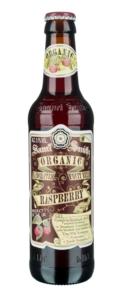 piwo organic-raspberry butelka