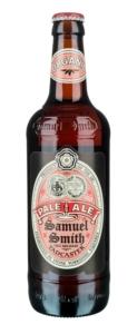 organic pale ale butelka