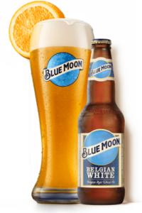 blue moon belgian white butelka