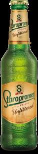 staropramen niefiltrowany butelka