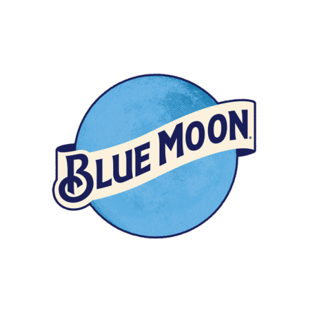 blue moon logo transparent