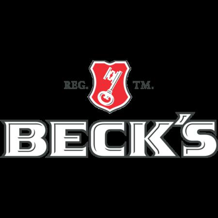 piwo becks logo wektor