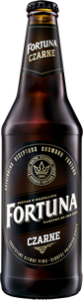 piwo fortuna czarne butelka