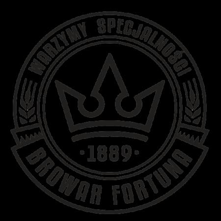 browar fortuna logo wektor