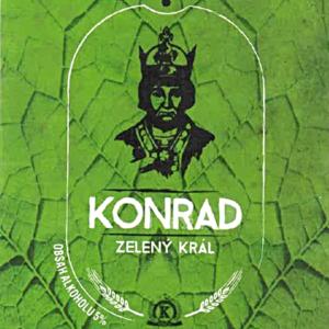 konrad zeleny kral etykieta