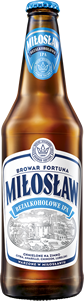 miloslaw piwo bezalkoholowe ipa butelka