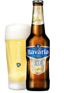 piwo bavaria ginger lime