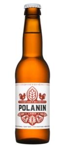 piwo polanin lager butelka