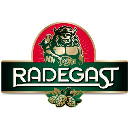 piwo radegast logo